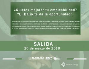 SALIDA BAJIO 20 DE MARZO
