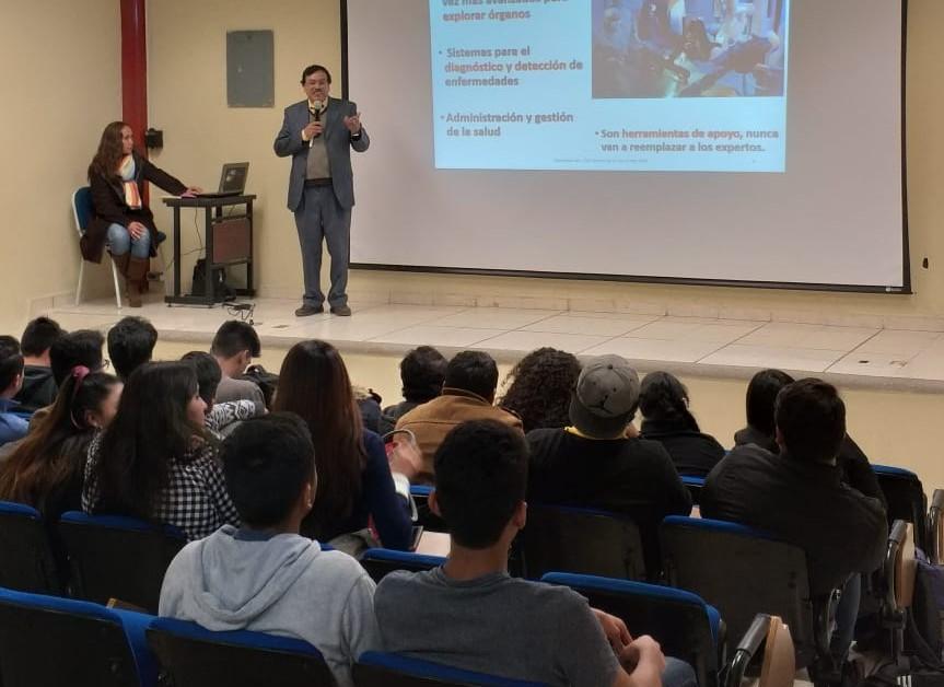 EXITOSA 25 SEMANA NACIONAL DE CIENCIA Y TECNOLOGÍA EN UPTX