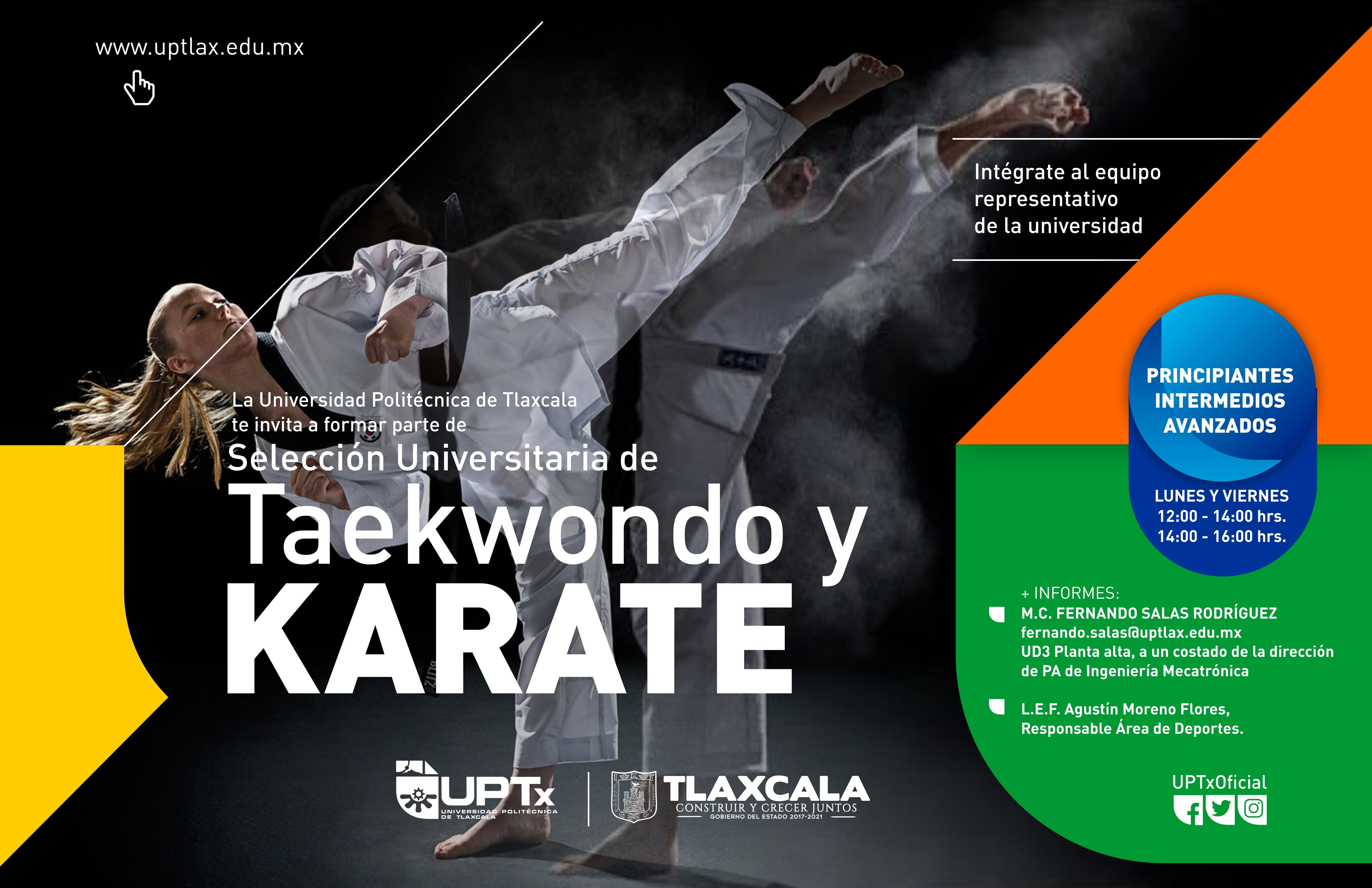 Taekwondo y Karate