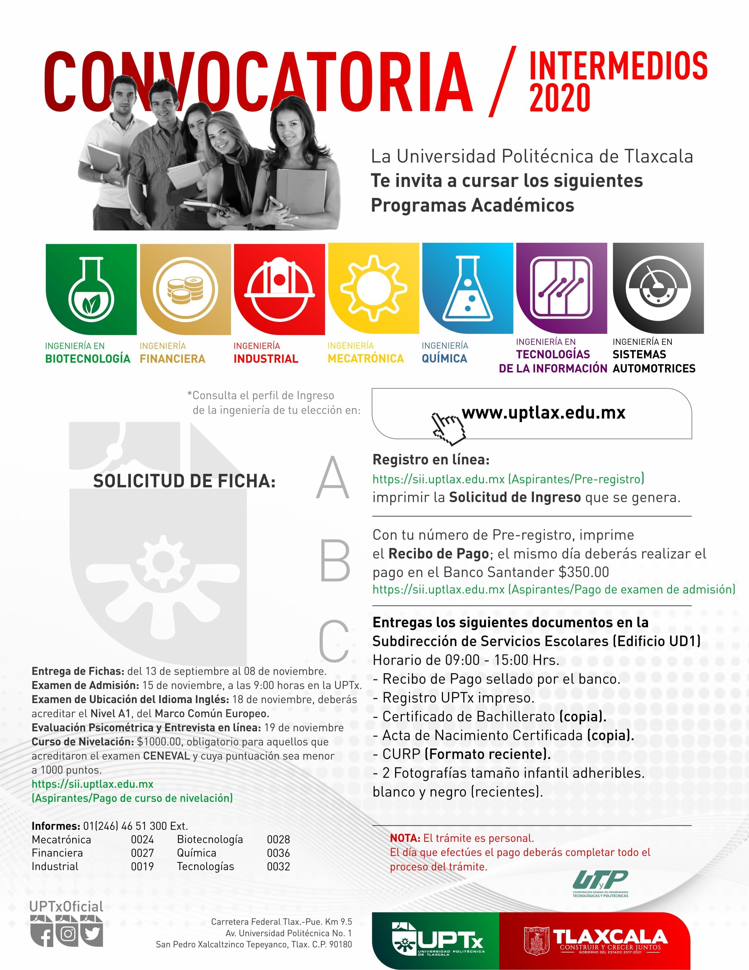 CONVOCATORIA Intermedios 2020-min