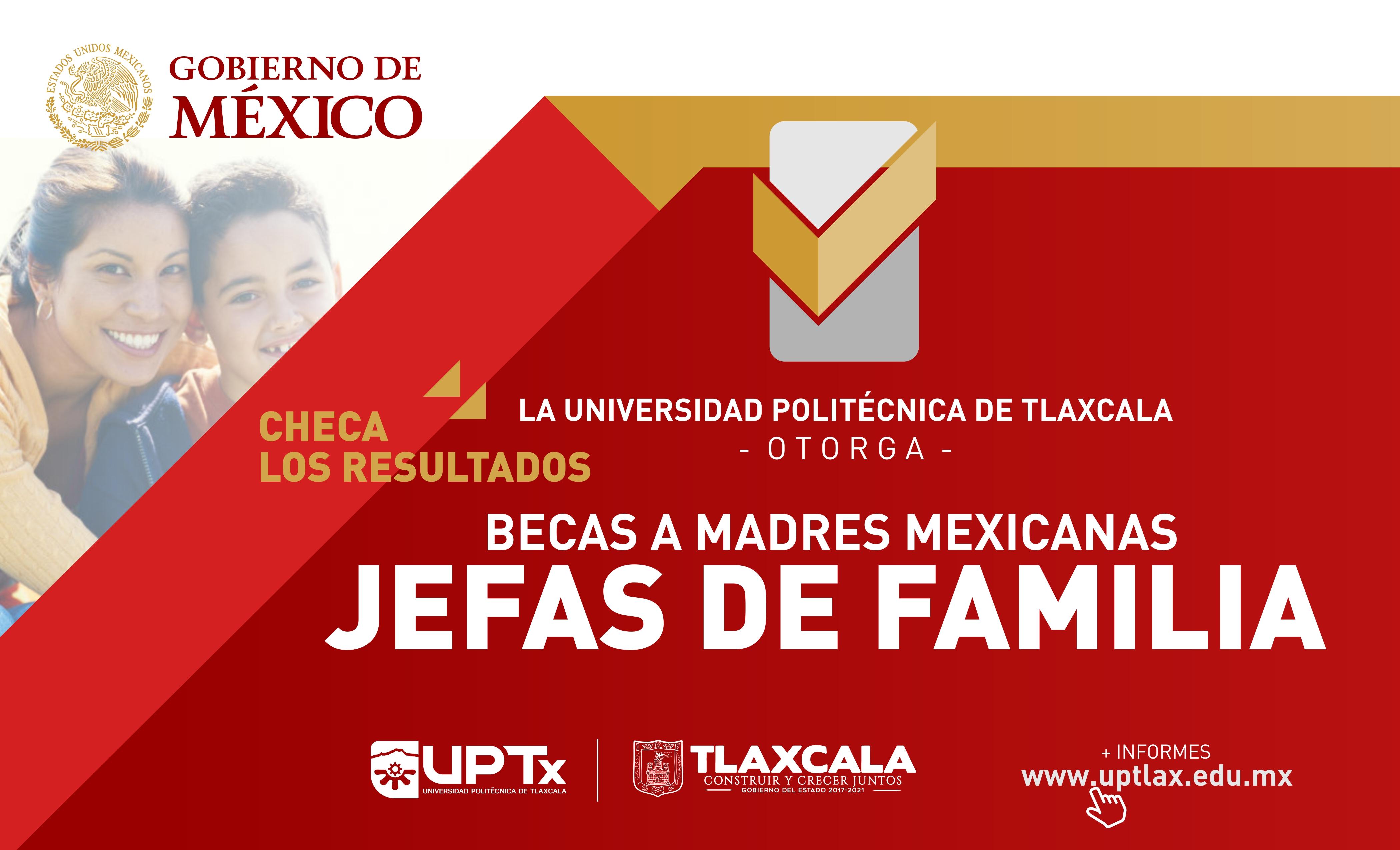 Beca Madres Mexicanas