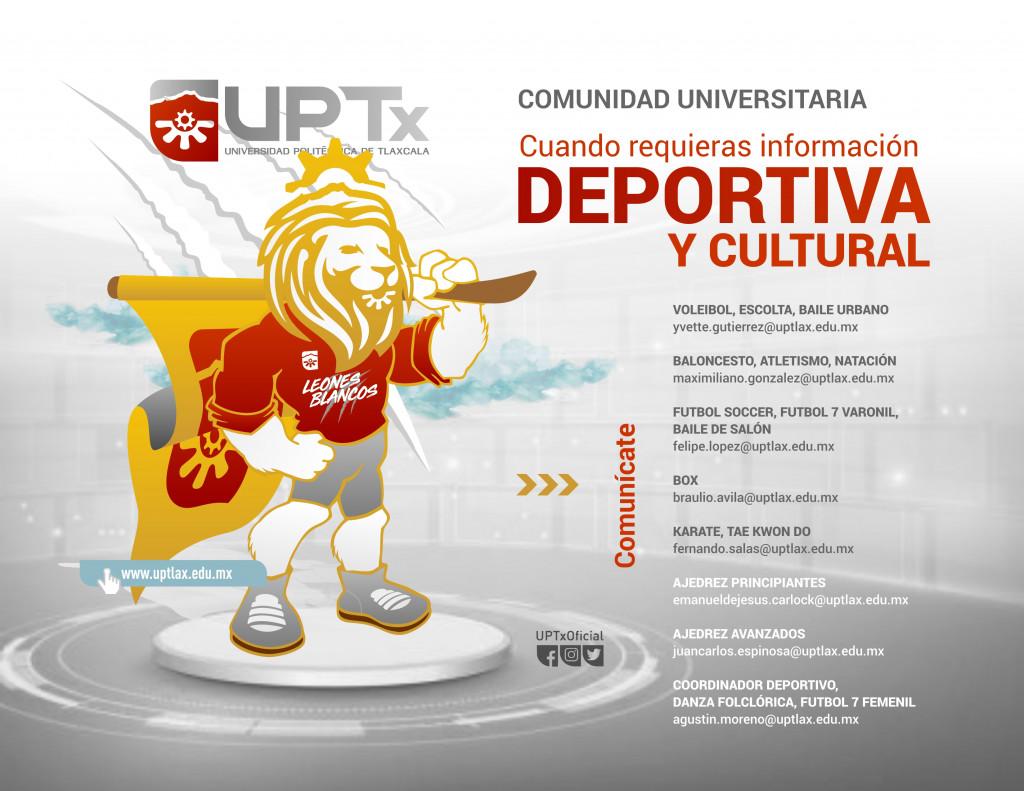 AREA DEPORTIVA Publicidad de Contacto