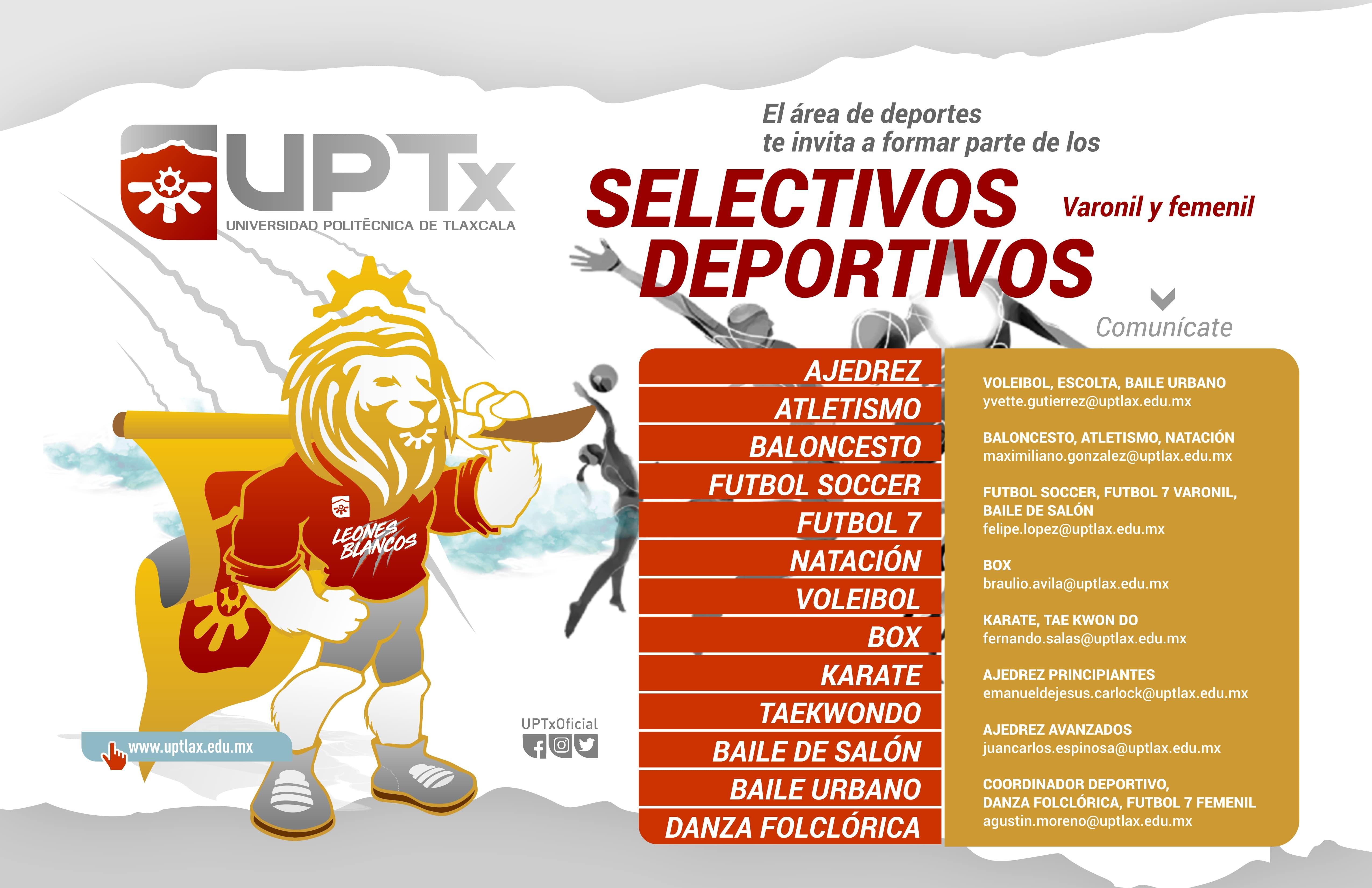 Selectivos Deportivos