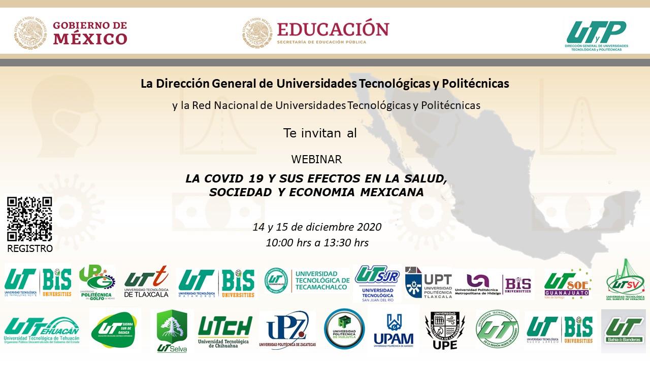 LA COVID 19 Y SUS EFECTOS EN LA SALUD, SOCIEDAD Y ECONOMIA MEXICANA