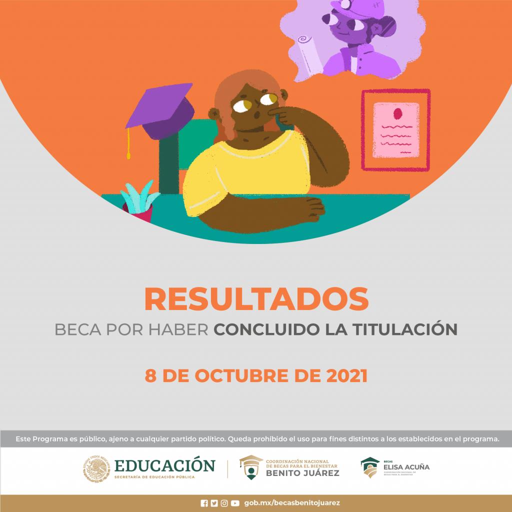 Imagen Beca por haber concluido la Titulación 2021